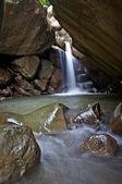 Waterfall / Водопад — Stockfoto