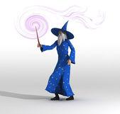 Wizard — Stock Photo