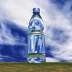 Постер, плакат: Water bottle