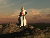 Templar — Stock Photo