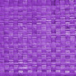 Wicker wall detailed background pattern — Stock Photo