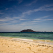 Corralejo Beach — Stock Photo