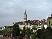 Panoramic view of City — Stock Photo