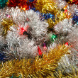 Christmas colorful background - Stock Photo
