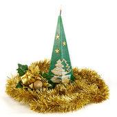 рождественский венок — Стоковое фото