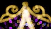 światła naturalnego bokeh — Zdjęcie stockowe