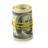 Money isolate — Stock Photo