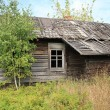 Royalty-Free Stock Photo: Old wooden house