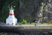 Stanley Park Seawall Vancouver — Stock Photo