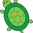 Turtle - Stock Vector