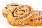 Cinnamon rolls — Stock Photo