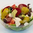 Greek Salad — Stock Photo #12626453