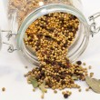 Spices mixed — Stock Photo