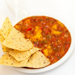 Stock Photo: Homemade Salsa