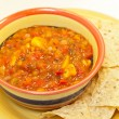 Homemade Salsa — Stock Photo #16976719