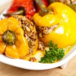 Stuffed peppers — Stock Photo #24232951