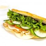 Sandwich — Stock Photo #27761901