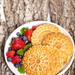 Traditional Italipizzelle — Stock Photo #30984161