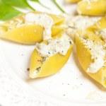 Big pasta shells — Stock Photo #38011351