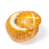 Bread Bowl — Stock Photo