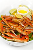 Crab Legs — Stock Photo