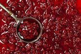 Raspberry jam — Stock Photo