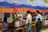 Handicrafts market — Stock Photo