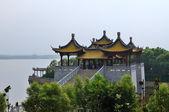 Chinese garden — Stockfoto