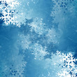 Stock Photo: Snow flakes