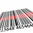 Barcode — Stock Photo #21695033