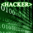 Stock Photo: Hacker