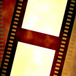 Royalty-Free Stock Photo: Old film strip