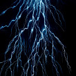 Lightning flash — Foto de Stock