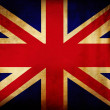 UK flag — Stock Photo #21697779