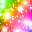 Bright sparkling background - Stock Photo