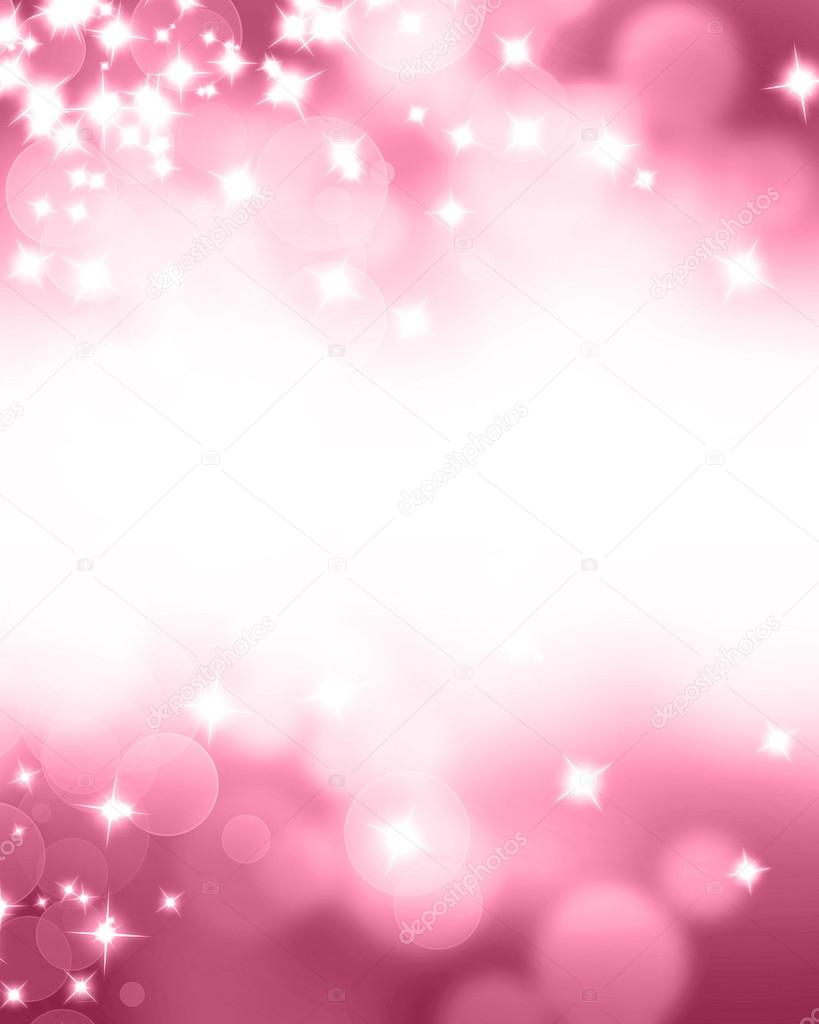 Pink glitter background — Stock Photo © ellandar #22471971