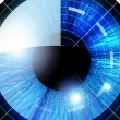 Eye scan — Stock Photo #30349065