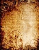 旧纸张纹理 — 图库照片