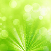 Green background — Foto Stock