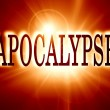 Apocalypse — Stock Photo