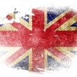 UK flag — Stock Photo #31424057