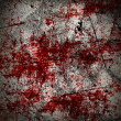 Stock Photo: Bloodied background