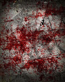 Bloodied background — Stock Photo