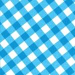Blue picnic cloth — Stock Photo #33269337