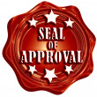 Seal of approval — Photo