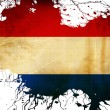 Foto Stock: Dutch flag