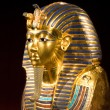 Mask of tut ankh amon — Stock Photo