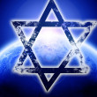 Star of david — Stock Photo #35184669