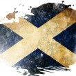 Scottish flag — Stock Photo #35187117