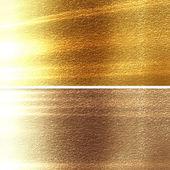 Metal panels — Stock Photo